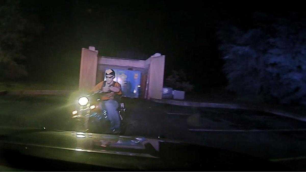 Hummelstown Motorcyclist ONE