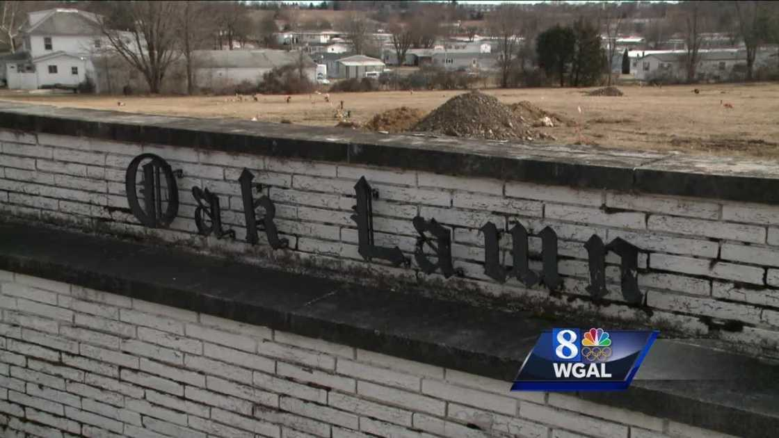 Troubled Oak Lawn Memorial Gardens Cemetery Up For Sale