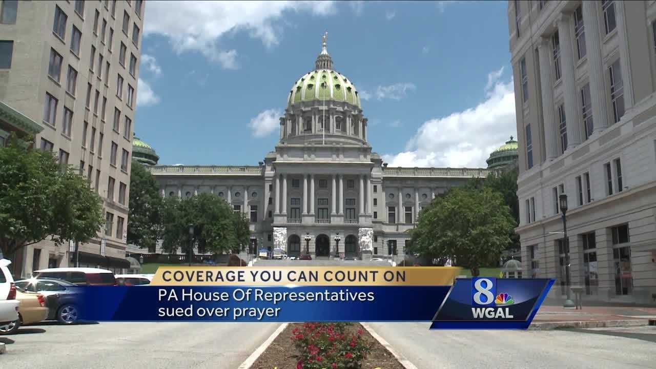 atheists sue PA lawmakers 8.25.16