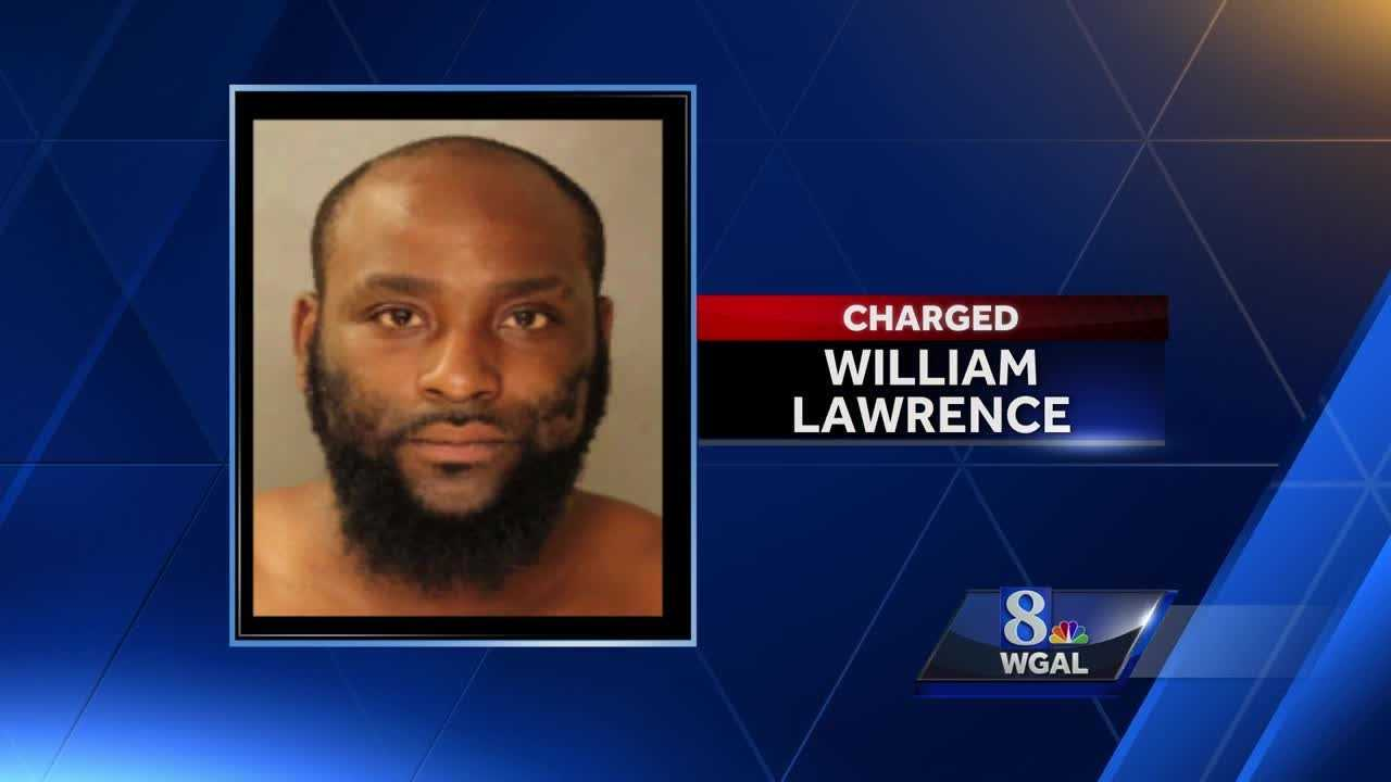 MUG SHOT: William Lawrence