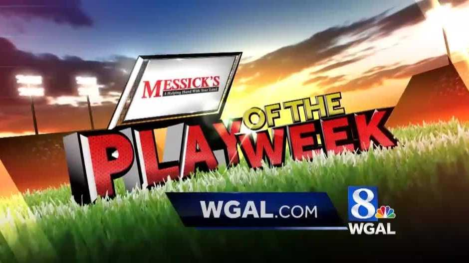 9.9.16 Messicks play of the week
