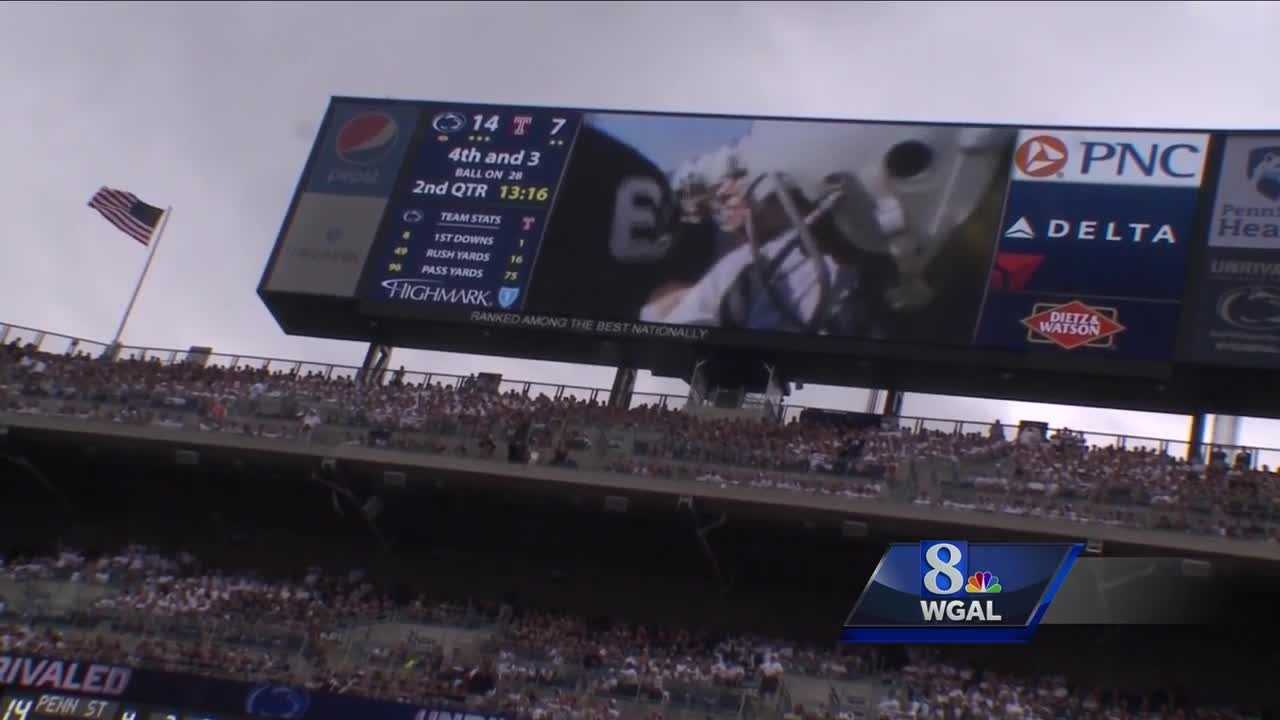 Penn State Honors Joe Paterno