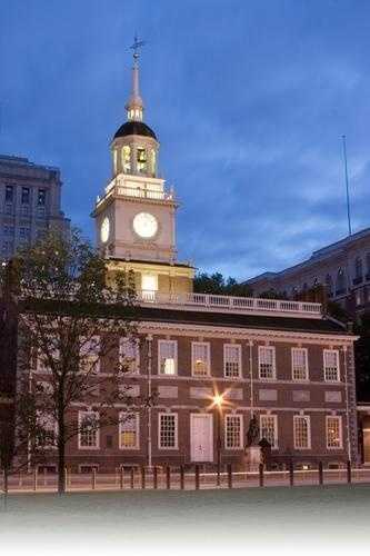 People have claimed to see the ghost of Benedict Arnold at Independence Hall.