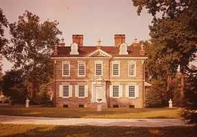 Cliveden Manor is rumored to be haunted by a headless elderly woman looking for her head that was severed by a crazed Continental soldier in the Battle of Germantown.