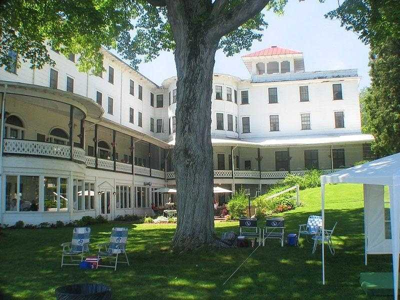 A young boy, butcher, and a bride have been seen at Hotel Conneaut at Conneaut Lake.
