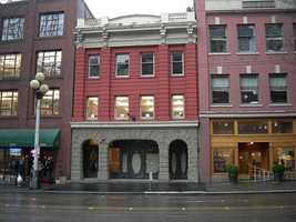 A former mortuary, the Butterworth Building in Seattle, Wash., is rumored to be haunted by employees, customers, and ghost hunters.