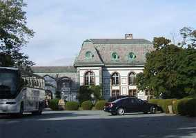 Reports from Belcourt Castle in Newport, R.I., have included moving chairs, moving armor ghostly apparitions, and a possessed statue.