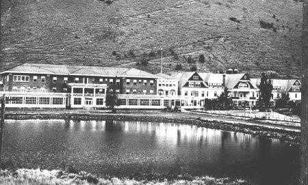 Hot Lake Hotel in Oregon is known for suicides and hauntings from ghosts during its days as a sanatorium. A doctor supposedly killed himself in an operating room.