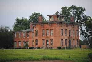 Satanic rituals were supposedly performed on the site of Prospect Place in Trinway, Ohio, and many people were allegedly killed there when it was a stop on the underground railroad.