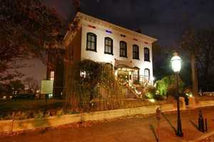 Lemp Mansion in St. Louis, Mo., is said to be haunted by the Lemp family, who killed themselves. There have been reports of glasses flying off the bar and pianos playing on their own.