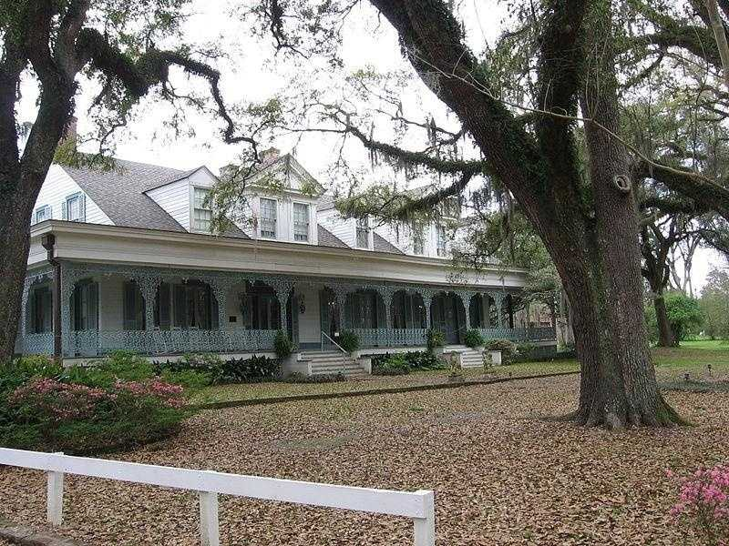 The Myrtles Plantation in St. Francisville, La., is said to be haunted by a slave who was put to death by other slaves after she killed members of her master's family with oleander leaves.
