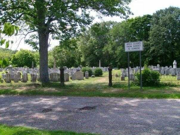 The Union Cemetery in Easton, Conn., is one of the most haunted cemeteries in the country. The most well-known haunt is a spirit known as the White Lady.