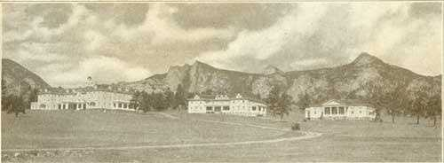 """The inspiration for Stephen King's """"The Shining,"""" the Stanley Hotel in Estes Park, Colo., is reportedly haunted by several spirits."""