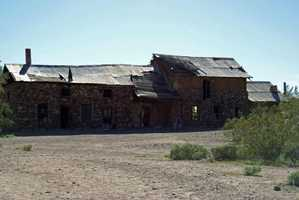 The Vulture Mine near Wickenburg, Ariz., is said to be haunted by the ghosts of children in the school house, and silver diggers that were killed in the area.
