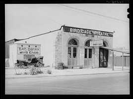 At the Bird Cage Theater in Tombstone, Ariz., there have been reports of ghostly laughter, yelling, and strange music. These reports have dated as far back as the 1880s.