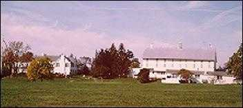Located next to the Gettysburg Battlefield, the farm was a weekend retreat for Eisenhower and was where the family lived after they left the White House in 1961.