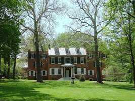 The James Buchanan House, or Wheatland, in Lancaster was formerly owned by former President of the Unite States, James Buchanan.