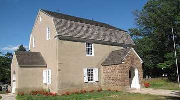 Located in Trappe, Augustus Lutheran Church is the oldest unchanged Lutheran church building in the United States that is in continuous use by the same congregation.