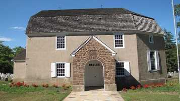 The church was declared a National Historic Landmark in 1967.