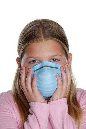 Aerophobia: Those with aerophobia -- the fear of drafts, air swallowing and airborne diseases or germs -- may wish to wear face masks, especially in public.