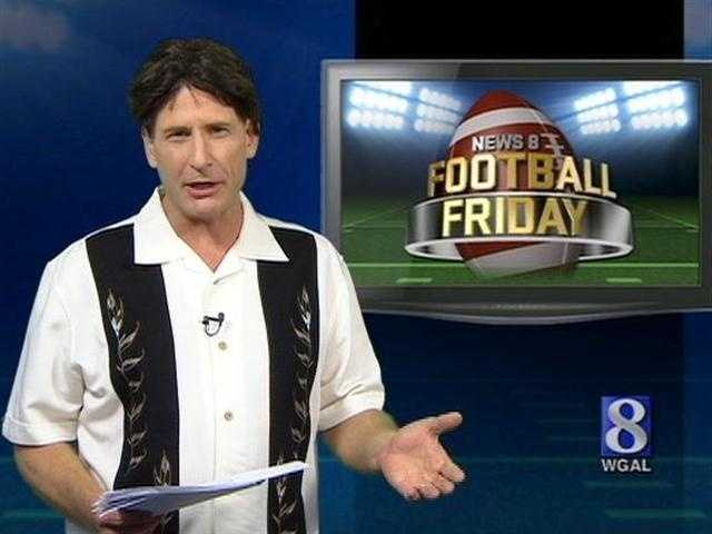 Sports anchor Mike Hostetler led off with his take on controversial actor Charlie Sheen.