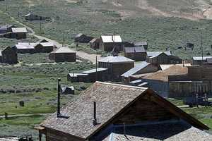 Bodie State Historic Park became a National Historic Site in 1962 and is frequented by tourists today.