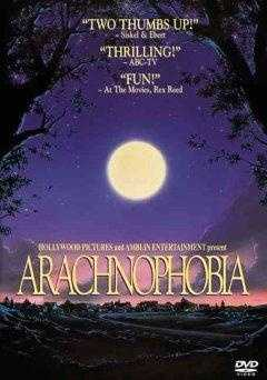 """9. """"Arachnophobia"""": If you're not a fan of spiders, this flick will most definitely give you never ending nightmares, especially when they start flying through the air."""