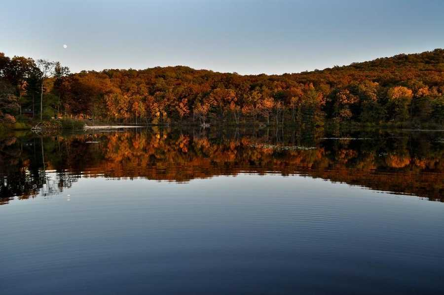 News 8's Brian Roche talked with a local photographer Bill Raco to get some photo tips on taking beautiful fall pictures.