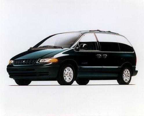 3. The minivan. How about a snazzy car, a smart car, even a wiseguy car?
