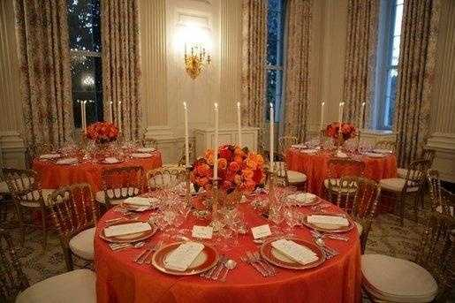 10. Fourteen matching place settings … 14 unmatched place settings are more fun, funky and functional
