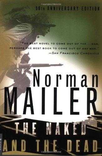 80. The Naked and the Dead by Norman Mailer: Banned in Canada and Australia in 1949.