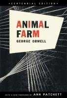 17. Animal Farm by George Orwell: Banned or challenged because of the novel's political theories.