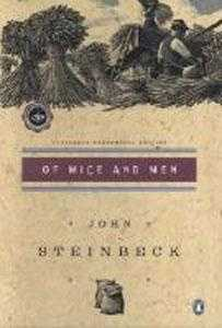 "12. Of Mice and Men by John Steinbeck: Banned and challenged due to vulgar language, offensive, the profane use of God's name, and because of the use of the word ""nigger."""