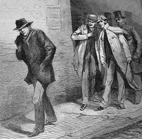 """The mystery with Jack the Ripper is his real identity. There have been plenty of suspects -- including """"Alice's Adventures in Wonderland"""" author Lewis Carroll -- but there has never really been any proof."""