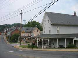 Yoe, York County