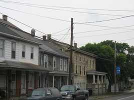 Tower City, Schuylkill County