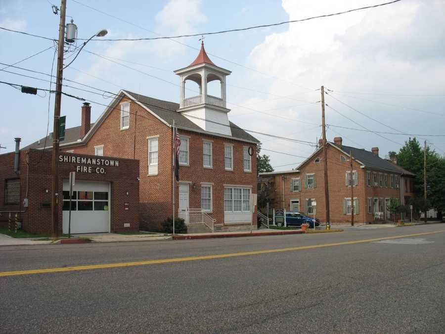 Shiremanstown, Cumberland County