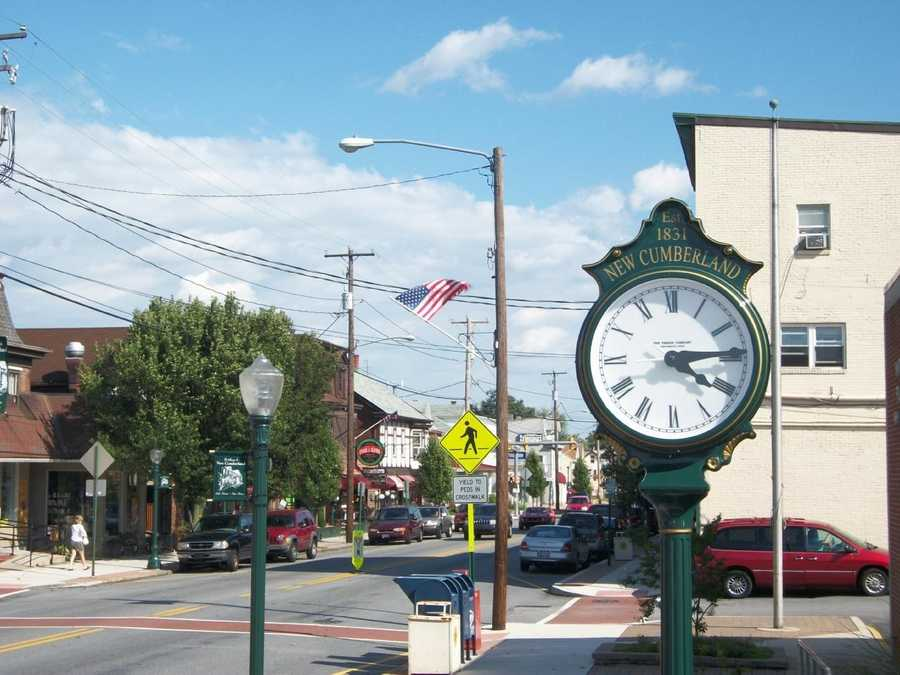 New Cumberland, Cumberland County