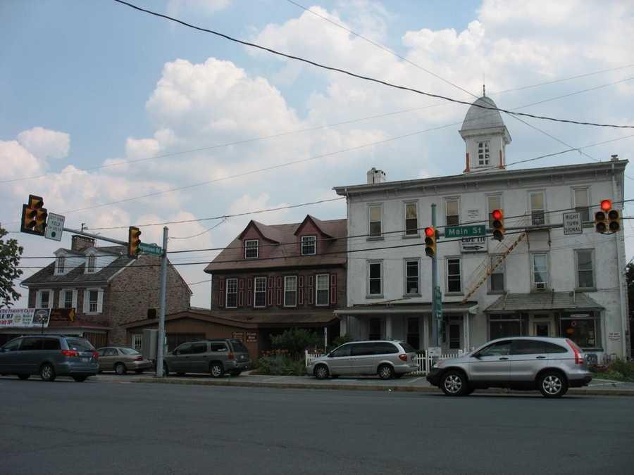 Morgantown, Berks County