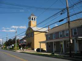 Mountville, Lancaster County