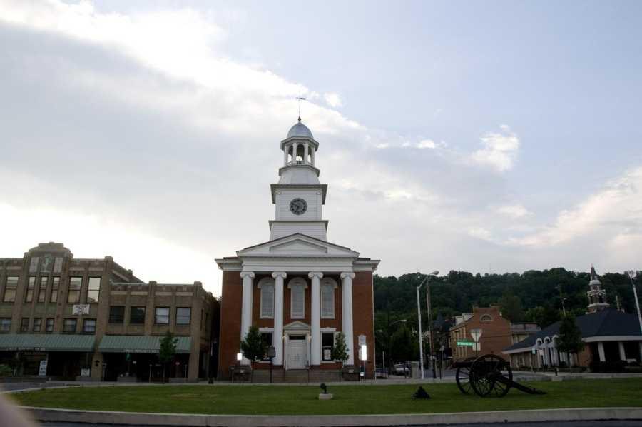 Lewistown, Mifflin County