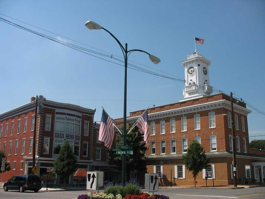 Greencastle, Franklin County