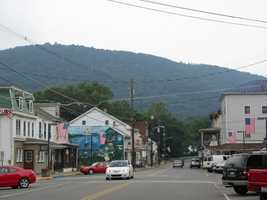 Duncannon, Perry County