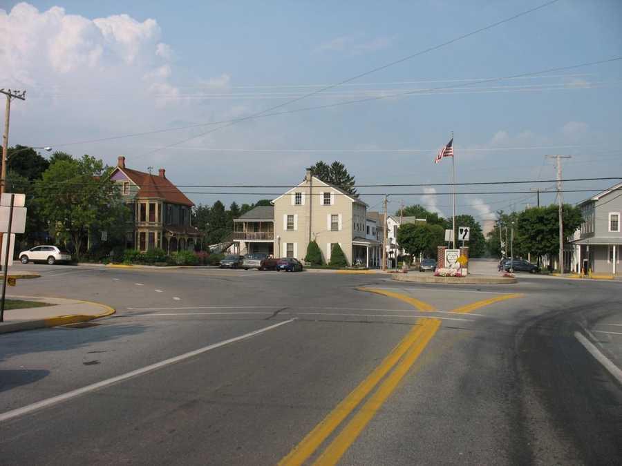 Goldsboro, York County