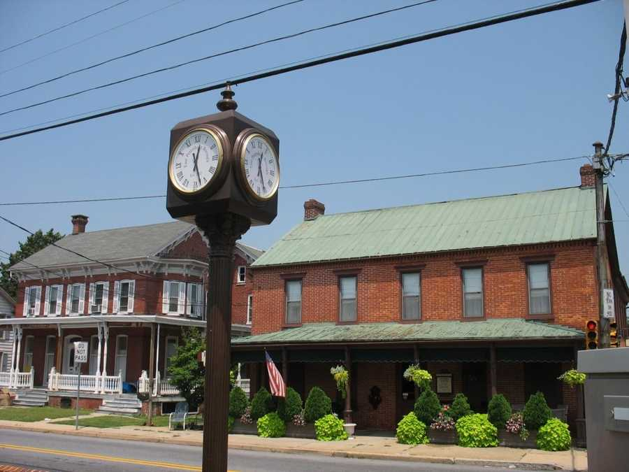 East Petersburg, Lancaster County