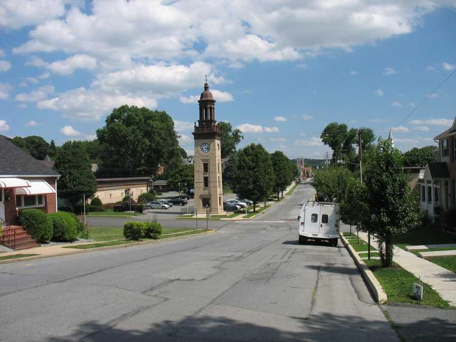 Columbia, Lancaster County