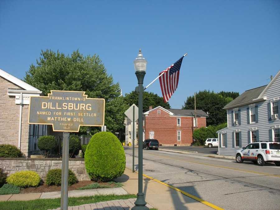 Dillsburg, York County