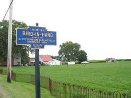 Bird-In-Hand, Lancaster County