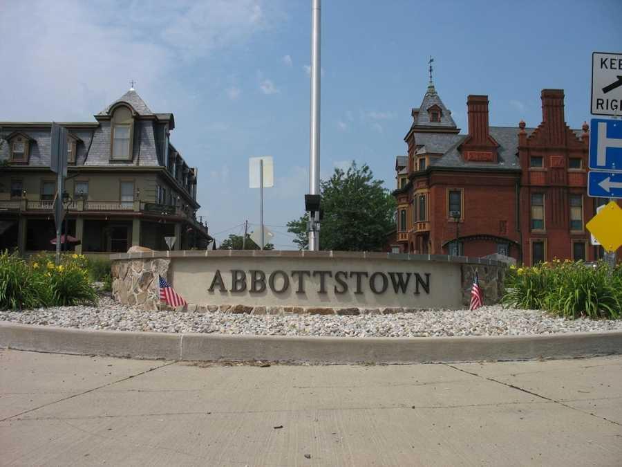 Abbottstown, Adams County