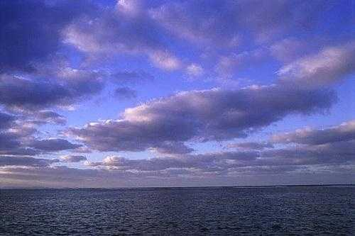 3. Low clouds (stratus)